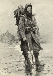 Poilu  G. Scott L'Illustration 6 mars 1915 (632x900)